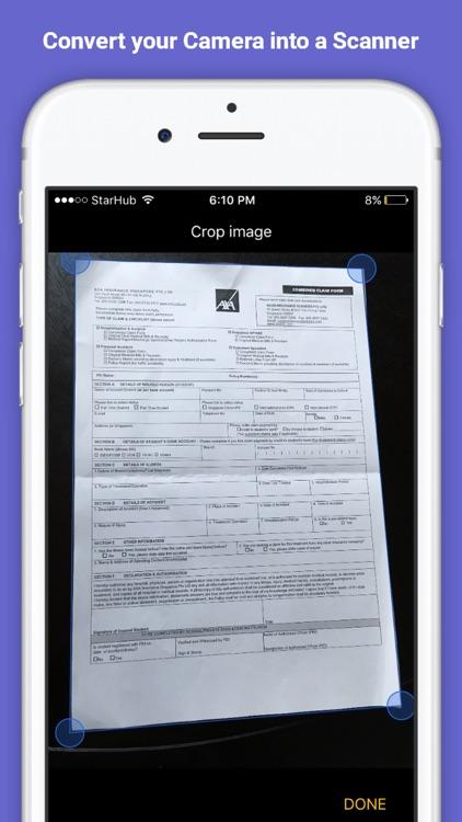 Scanner App - PDF Doc Scan