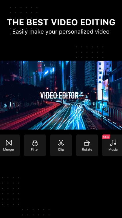 Video Editor .