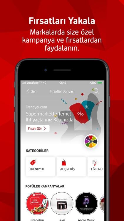 Vodafone Yanımda screenshot-4