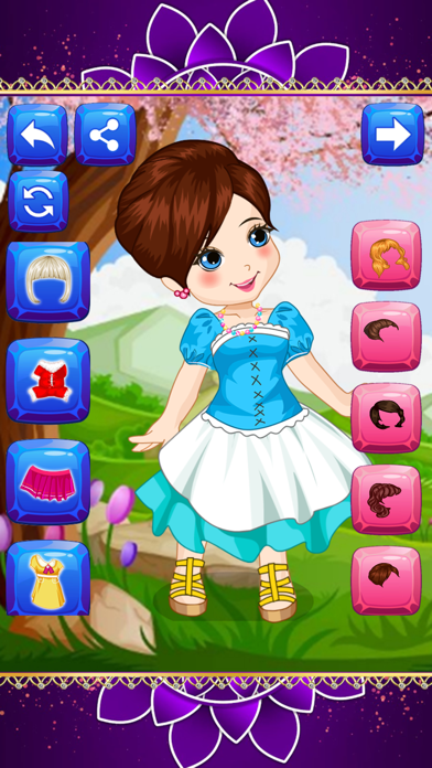 Baby DressUp Games 3