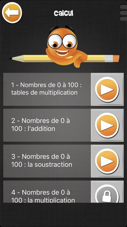 iTooch CE1 Français et Maths screenshot-3
