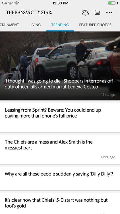 Kansas City Star News screenshot-4