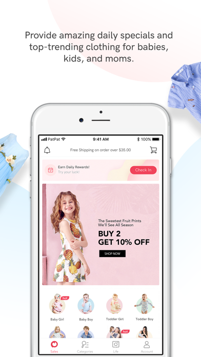 PatPat - Kids & Baby Clothing for Windows