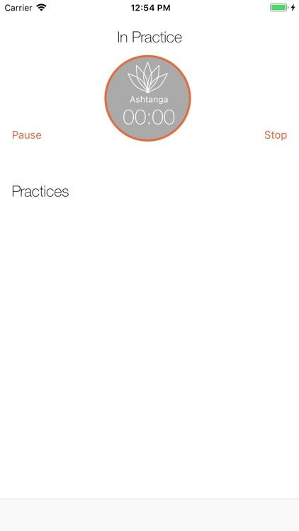 Ashtanga Yoga Practice Diary