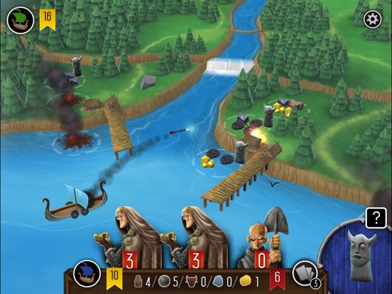 Raiders of the North Sea screenshot #1