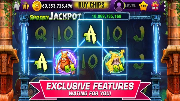 Vegas Slots - 7Heart Casino screenshot-8