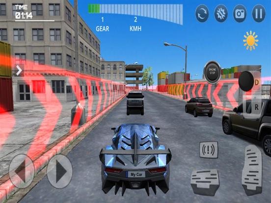 Real Car Driving Simulator Pro для iPad