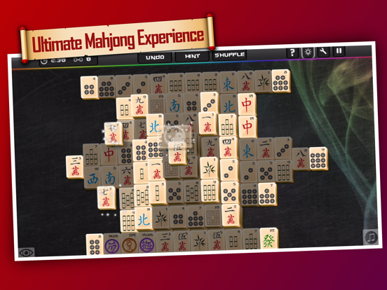 Screenshot #4 pour 1001 Ultimate Mahjong ™