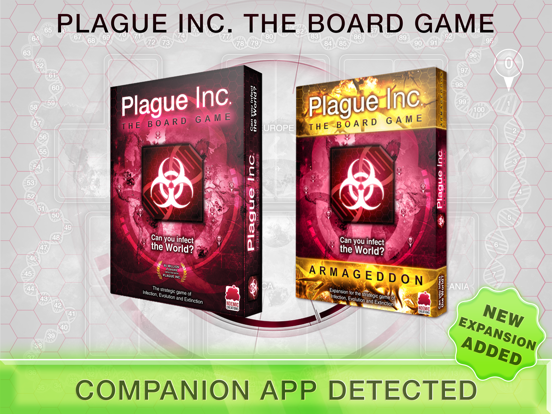 PI: Board Game - Companion App ipad картинки