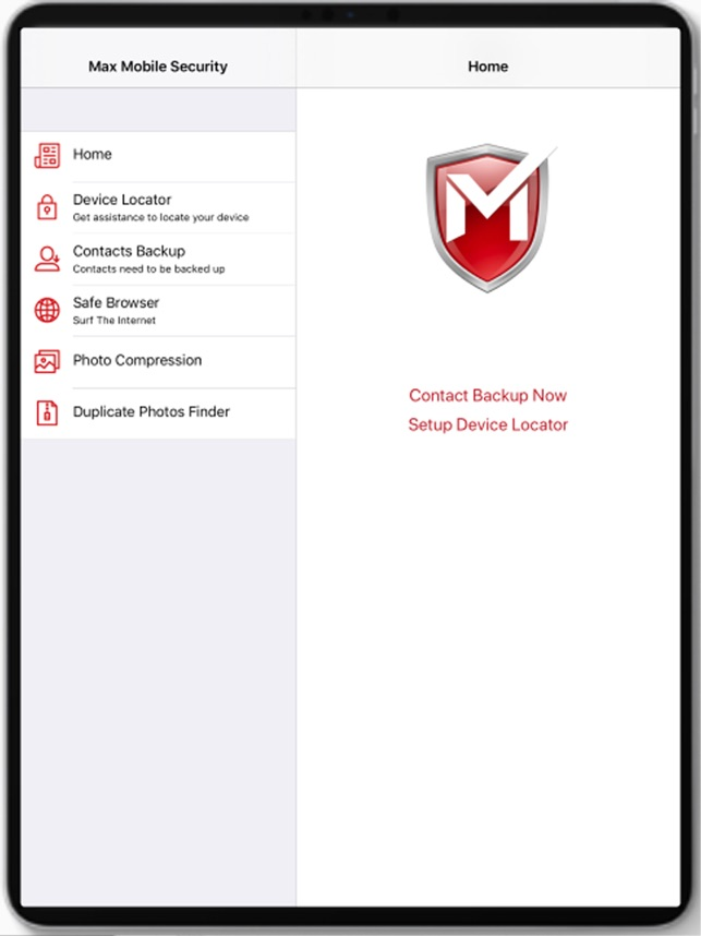 ‎Max Mobile Security