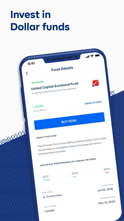 CowryWise - Save and Invest screenshot-4