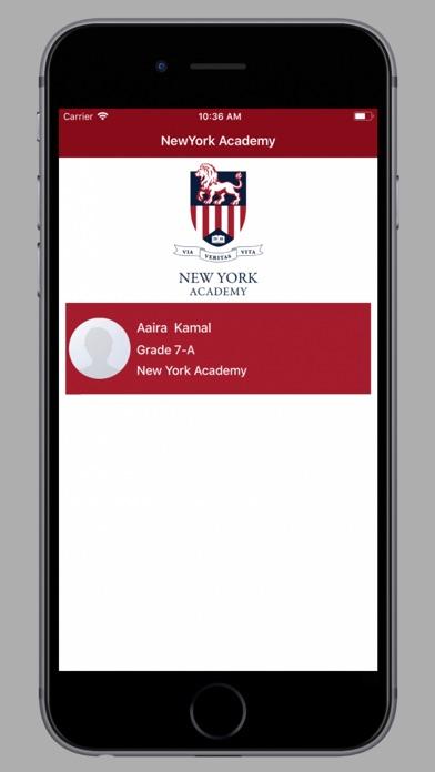 New York Academy screenshot 2