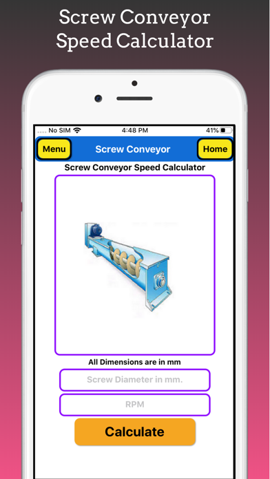 Screw Conveyor screenshot 3
