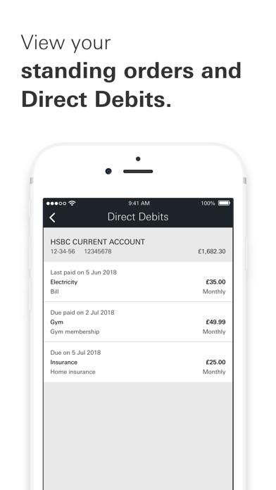hsbc mobile banking app registration
