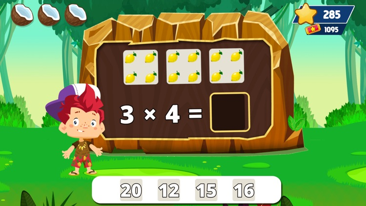 Math Games For Kids - Grade 2 screenshot-4