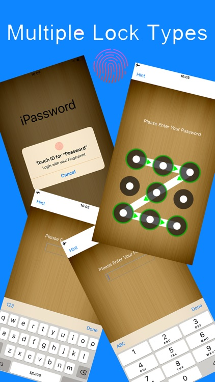 Password Manager Vault' screenshot-0
