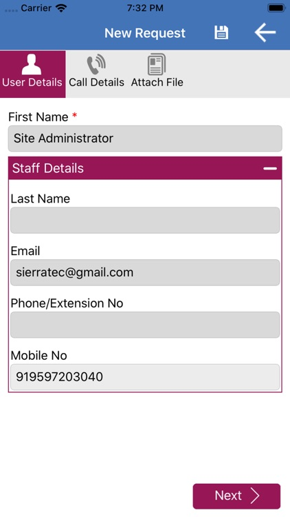 Godrej-eFACiLiTY® Smart FM App screenshot-3