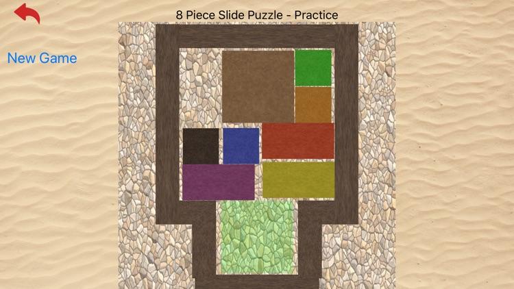 Puzzle Cluster from Survivor screenshot-4
