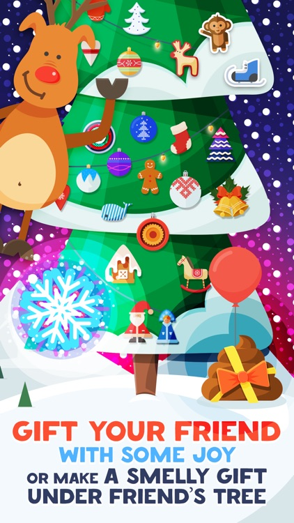 Xmas 2020 christmas tree game