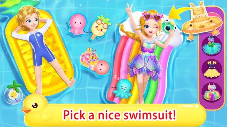 Princess Libby's Pool Party screenshot-4