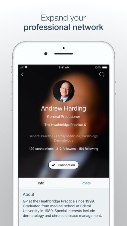 MedShr: The App for Doctors screenshot-5