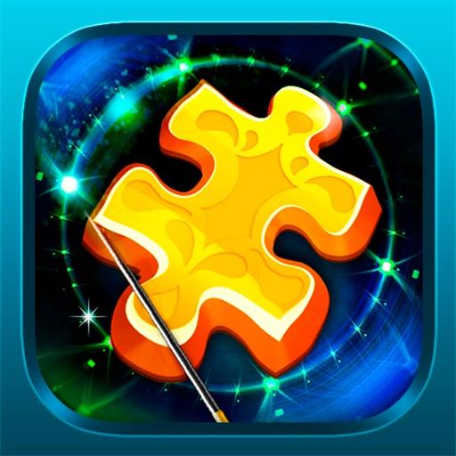 Magic Jigsaw Puzzles iOS App