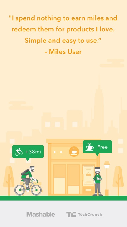 Miles - Rewards For All Travel