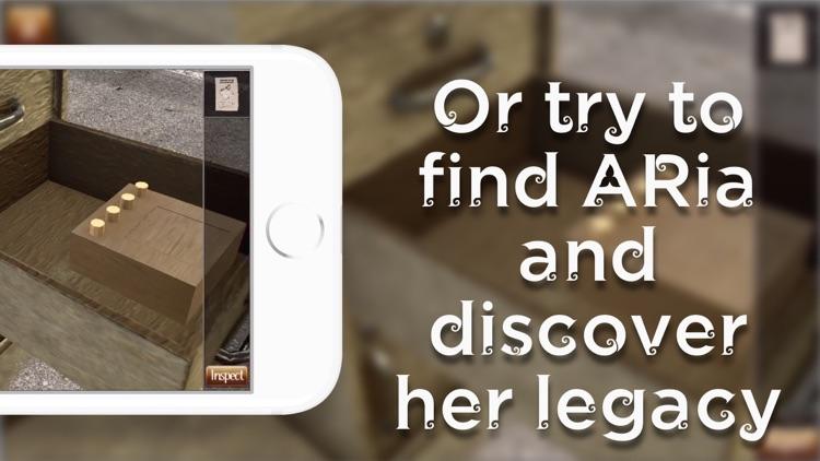 ARia's Legacy - AR Escape Room screenshot-5