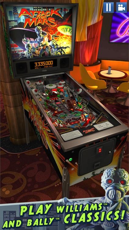 Williams™ Pinball screenshot-4