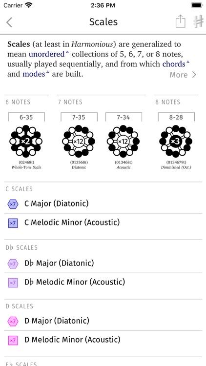 Harmonious: Music Theory screenshot-5
