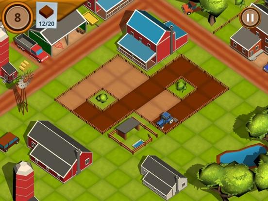 TractoRush : Cubed Farm Puzzle screenshot 9