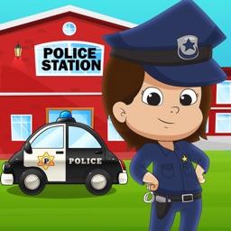 Pretend Play Police Station
