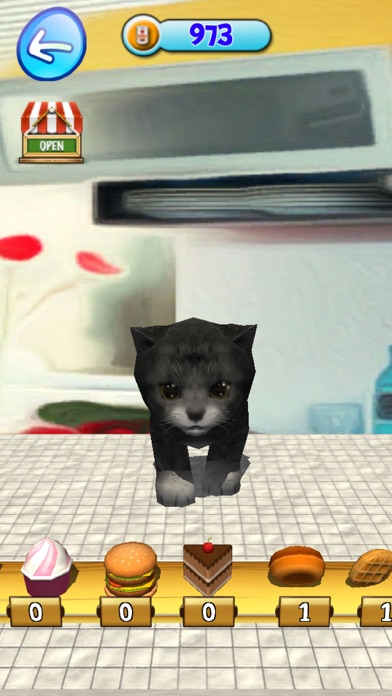 KittyZ, mi mascota virtualCaptura de pantalla de5