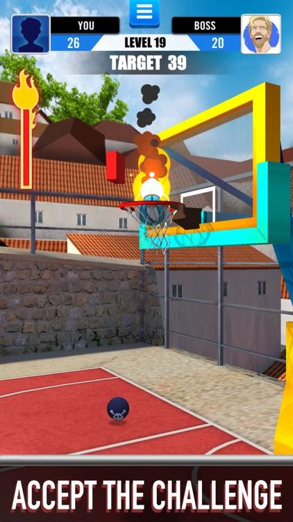 Score King-Basketball Games 3D screenshot-6