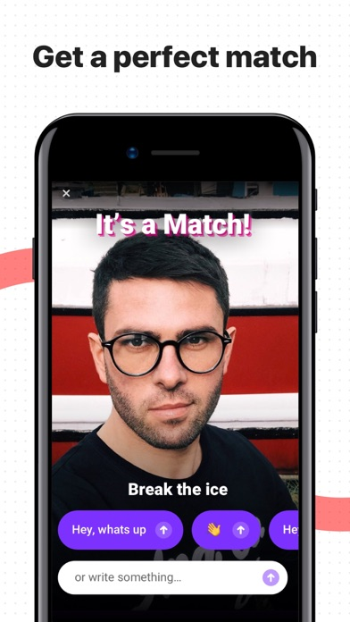 Hily - Dating App for Singles Screenshot