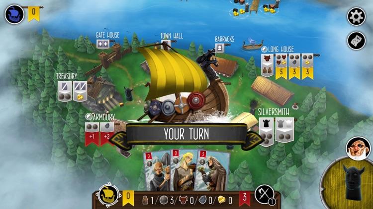 Raiders of the North Sea screenshot-3