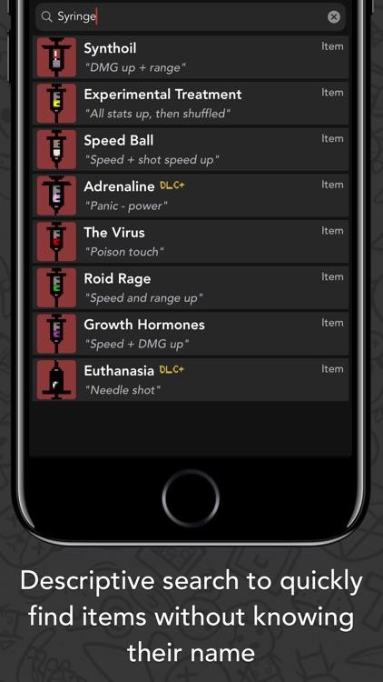 Guide for Binding of Isaac screenshot-5
