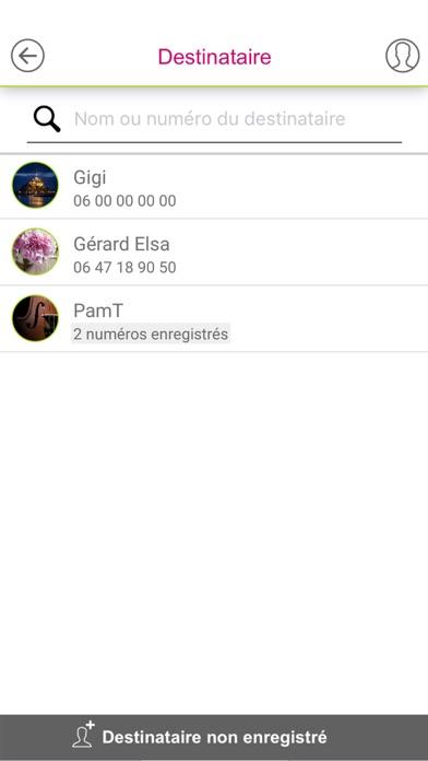 CMMC Paiements Mobile screenshot three