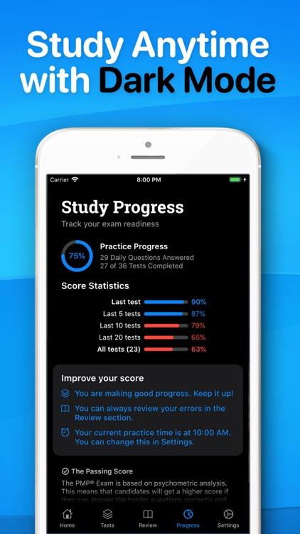 PMP Exam 2020 screenshot-3