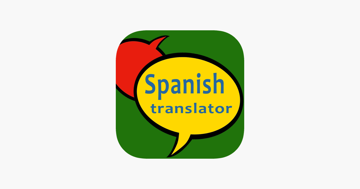 English To Spanish Translator On The App Store
