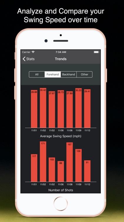 TennisKeeper: Swings & Scores screenshot-5