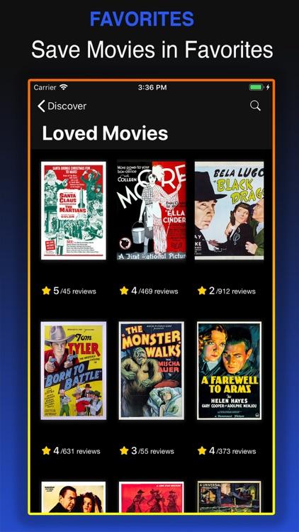 Movie Box & 123 Show Hub Play screenshot-3