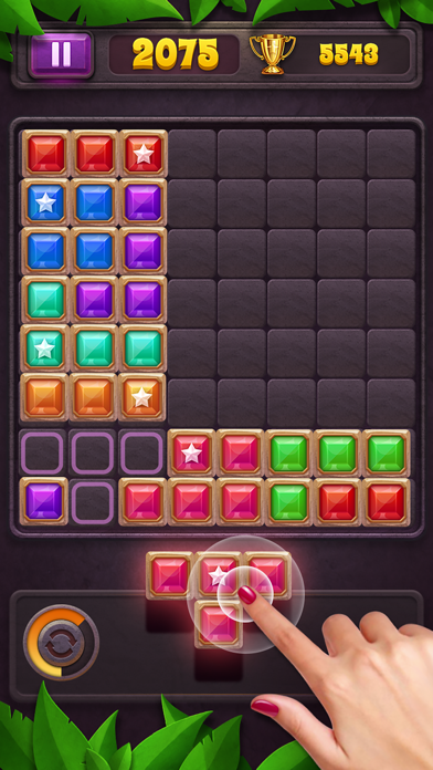 Block Puzzle: Star Gem på PC