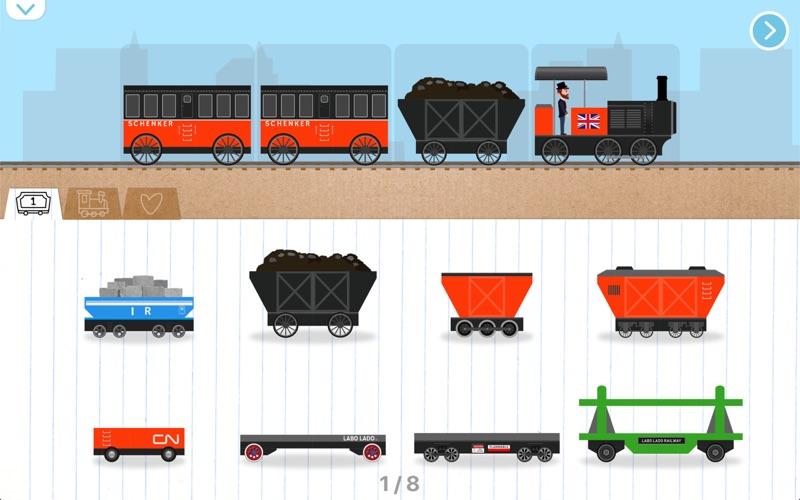 Labo Brick Train for Mac