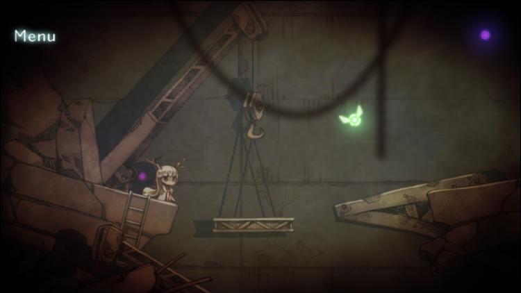 htoL#NiQ: The Firefly Diary screenshot-3