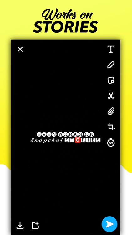 Fonts for Snapchat Keyboard screenshot-3