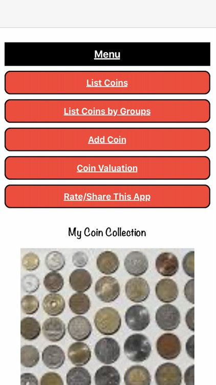 My Valuable Coin Collection