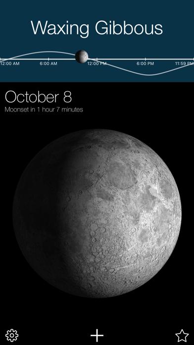 Lunar Phase Widget Screenshot