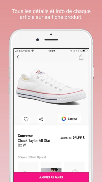 Sarenza-chaussures & vêtements