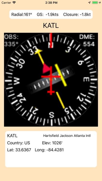 VOR Navigator